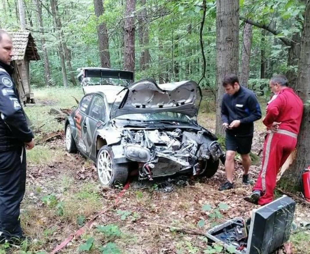 ERC: 50º Barum Czech Rally Zlin [27-29 Agosto] E9pnCu9X0AMvWYz?format=jpg&name=medium