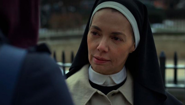 """Happy birthday to Joanne Whalley, who appeared as Sister Margaret \""""Maggie\"""" Grace in the series \Daredevil.\"""