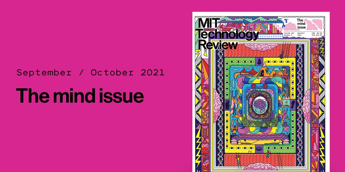 ? READ the Mind Issue, out now.
