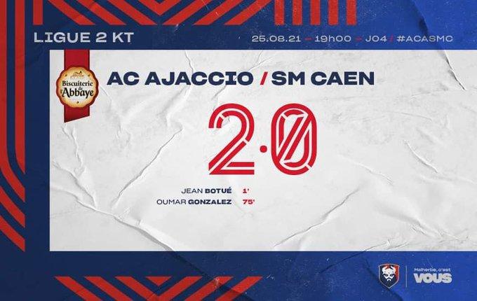 [4è journée de L2 BKT] AC Ajaccio - SM Caen - Page 2 E9qGuRWWQAcKBtM?format=jpg&name=small