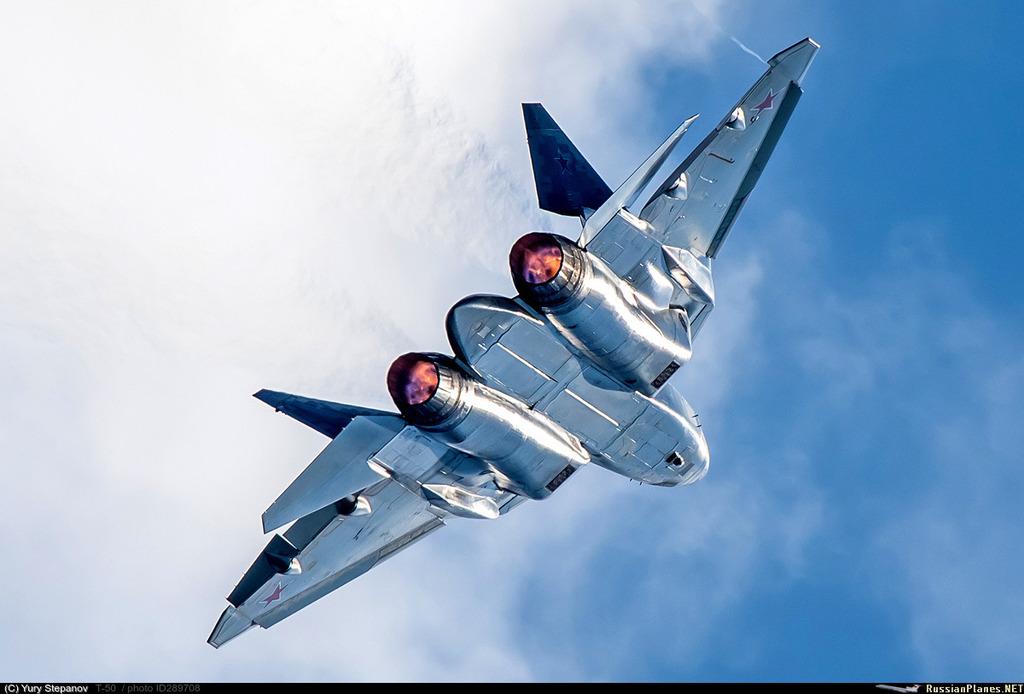 Su-57 Stealth Fighter: News #8 E9r9ZZHWYAEu9Vv?format=jpg&name=medium