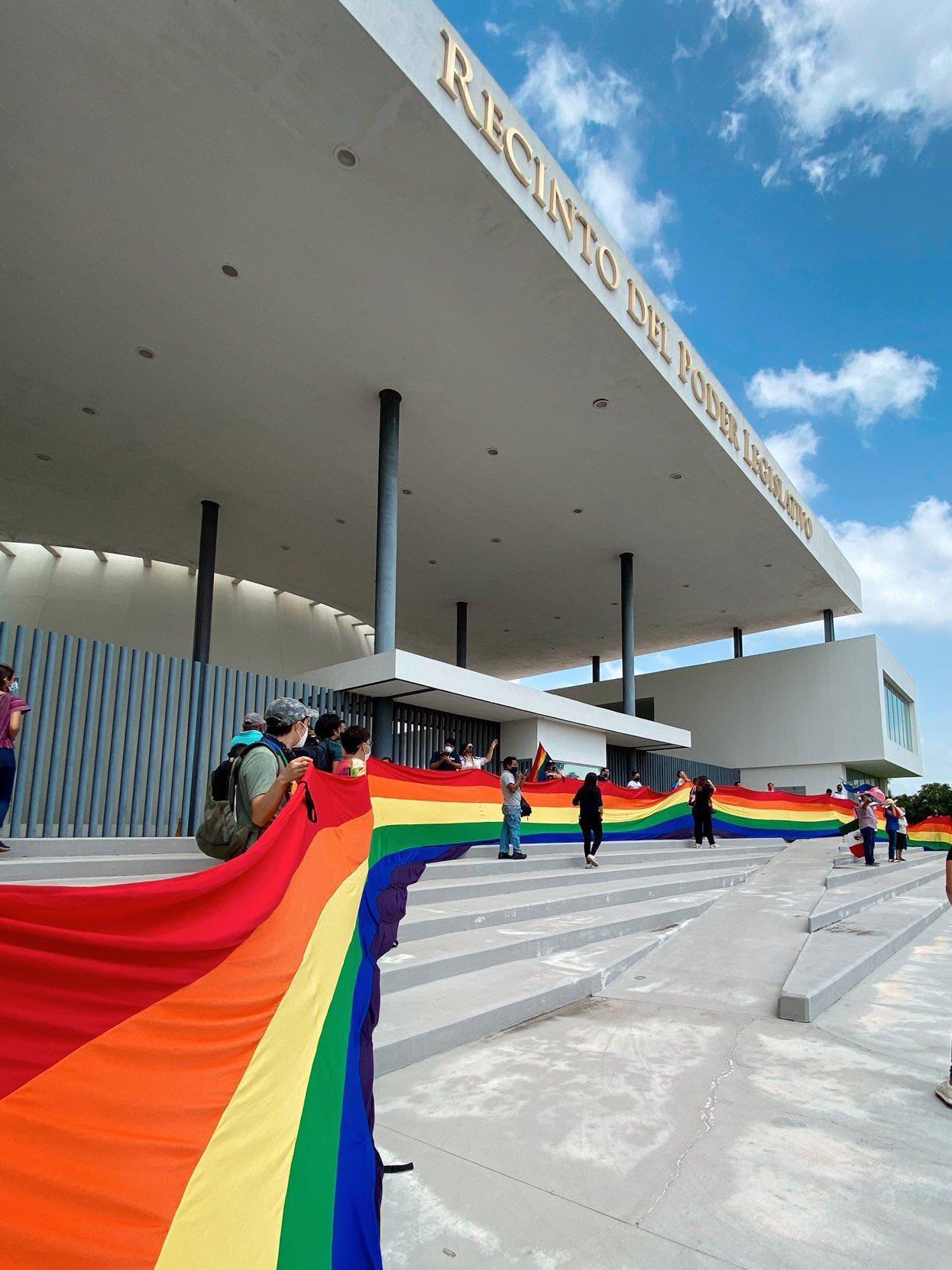 Congreso del estado de Yucatán aprueba matrimonio igualitario
