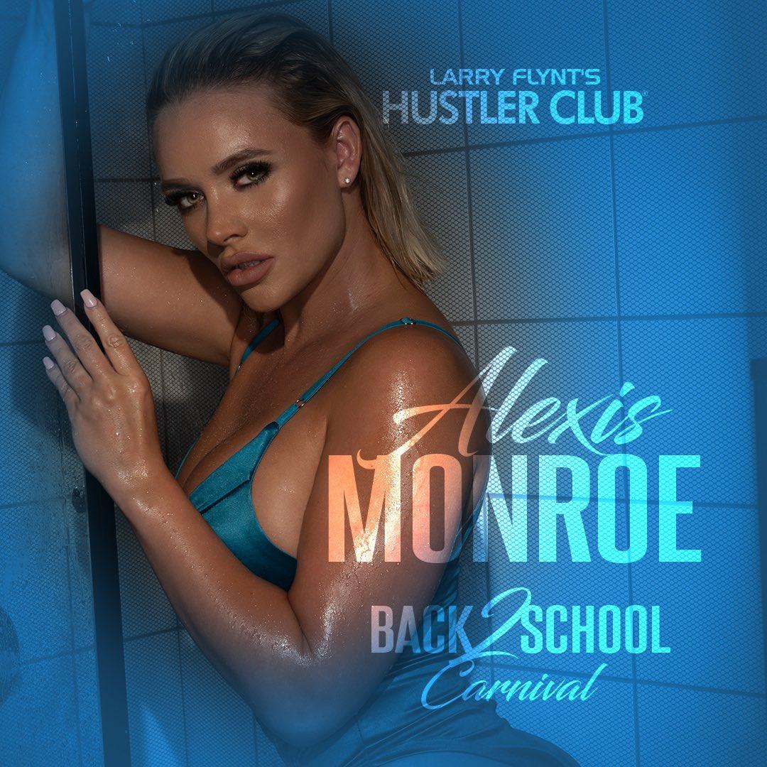 .@AlexisMonroexxx  will be at @HustlerStLouis this weekend! Get your tickets now at gobestvip.com  #GoBest #VIP #Entertainment #FeatureEntertainer #PartyPackages