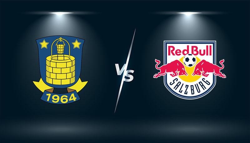 Brondby vs Red Bull Salzburg Highlights 25 August 2021