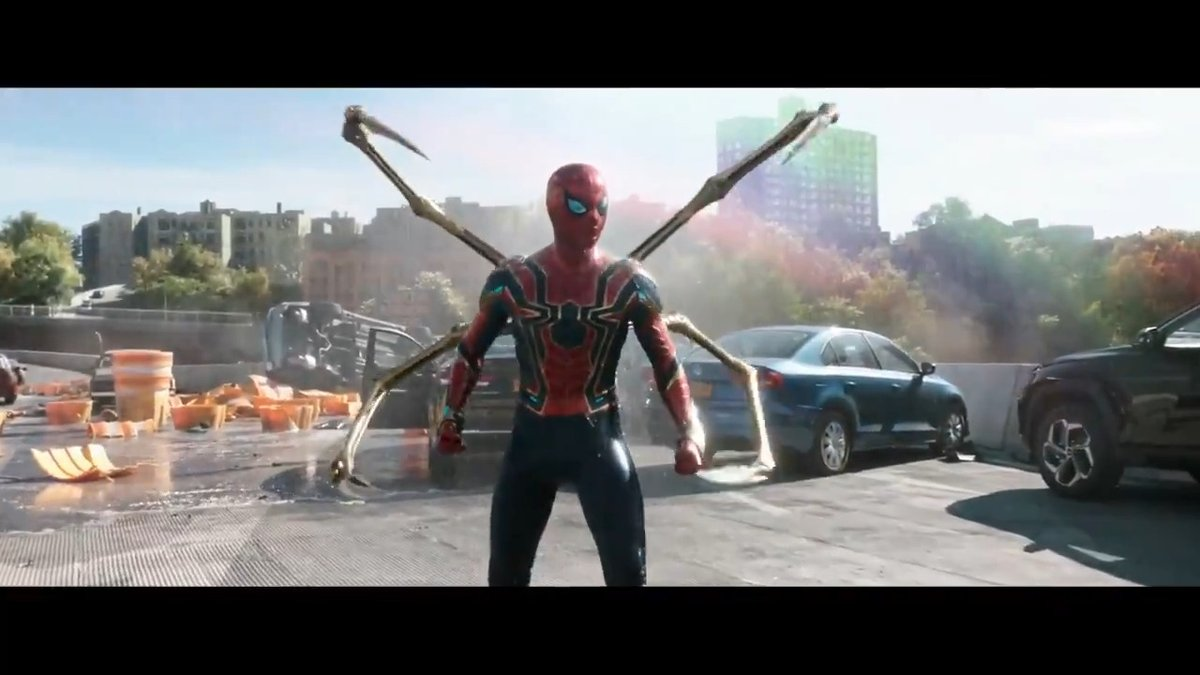 I can finally reveal what I've been up to all summer. Playing Kraven the Hunter in #SpiderManNoWayHome! Can't wait for you all to see it! https://t.co/m1N5VVcYOA