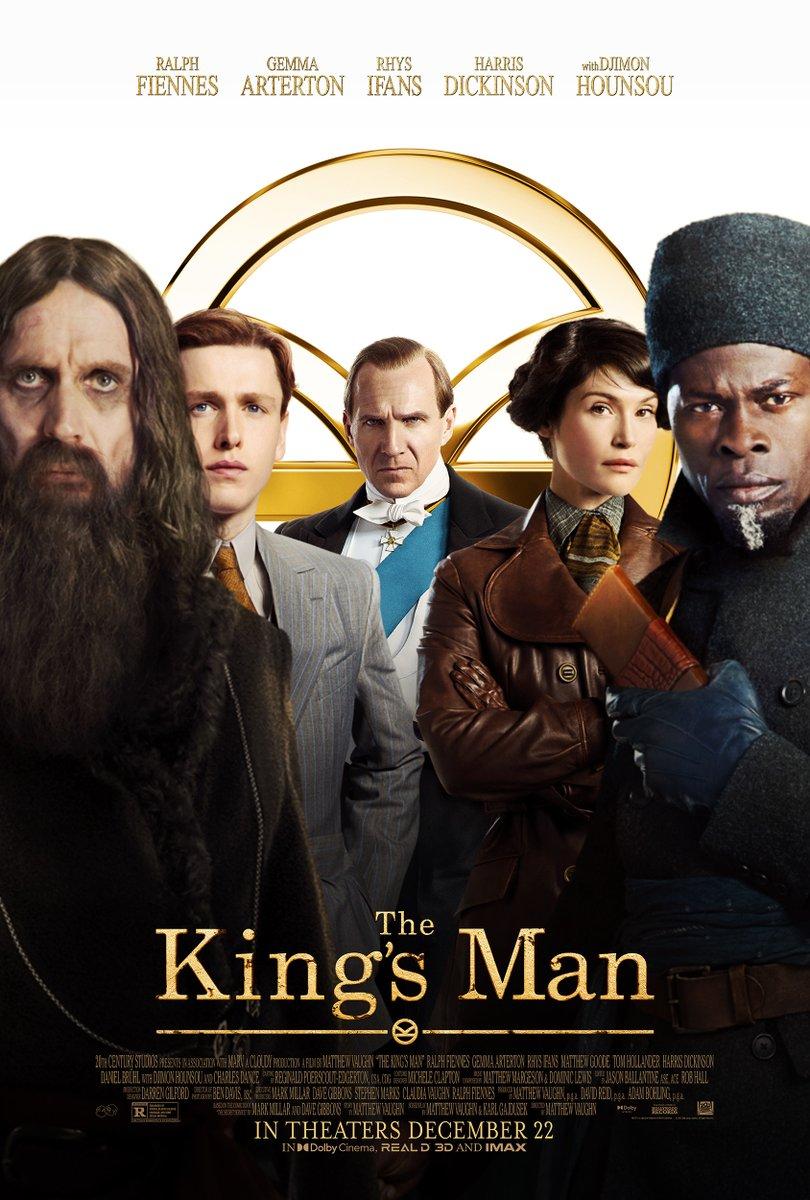 The King's Man (2021) Full Movie Trailer Online Aaron Taylor-Johnson, Gemma Arterton, Daniel Brühl