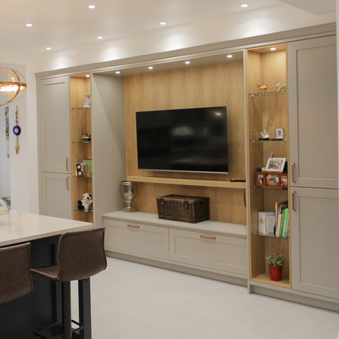 Have you seen the media units we can create for your home? Take a look - bit.ly/3ybMlKy