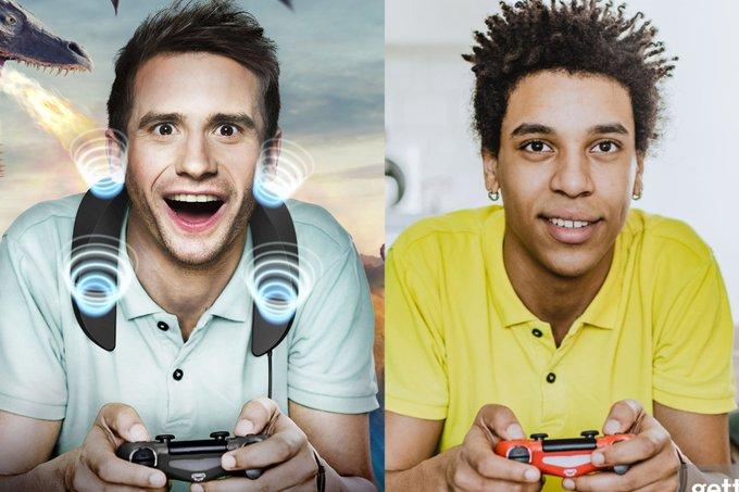 Panasonic photoshopped a white man's head onto a Black man's body