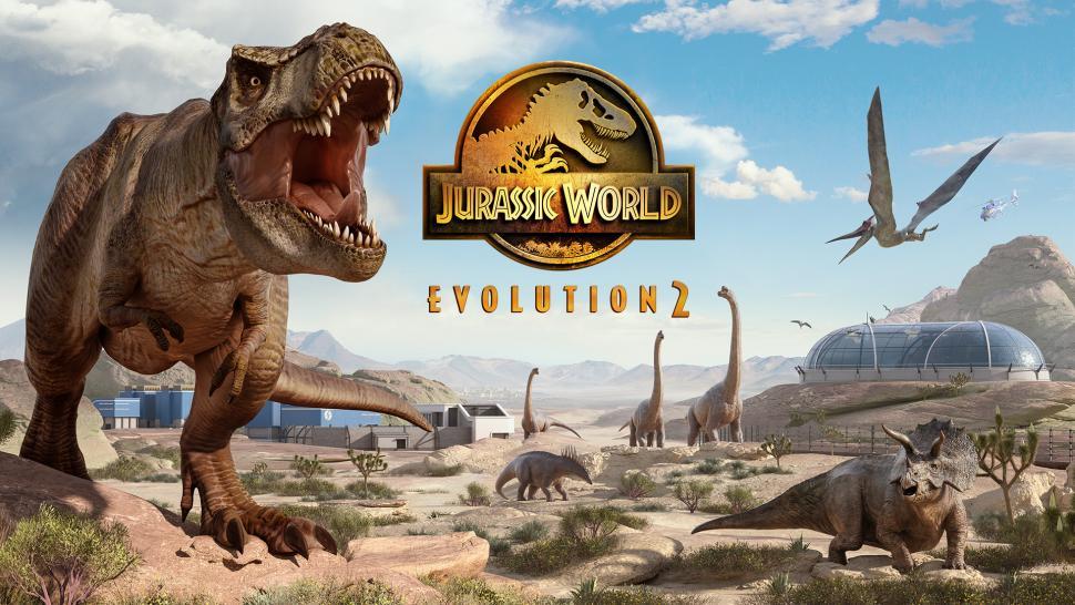 Pre-Order: Jurassic World Evolution 2  (DRM: Steam) $50.39 via Gamebillet.