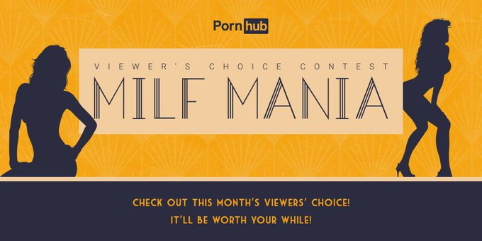 MILF MANIA is this month's Viewer's Choice Contest, get your votes in now!   Vote here : https://t.co/dYZyoaTwmq