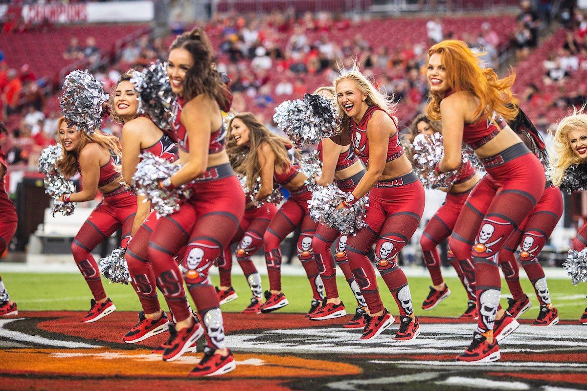Bucs Cheerleaders Bucscheer Twitter