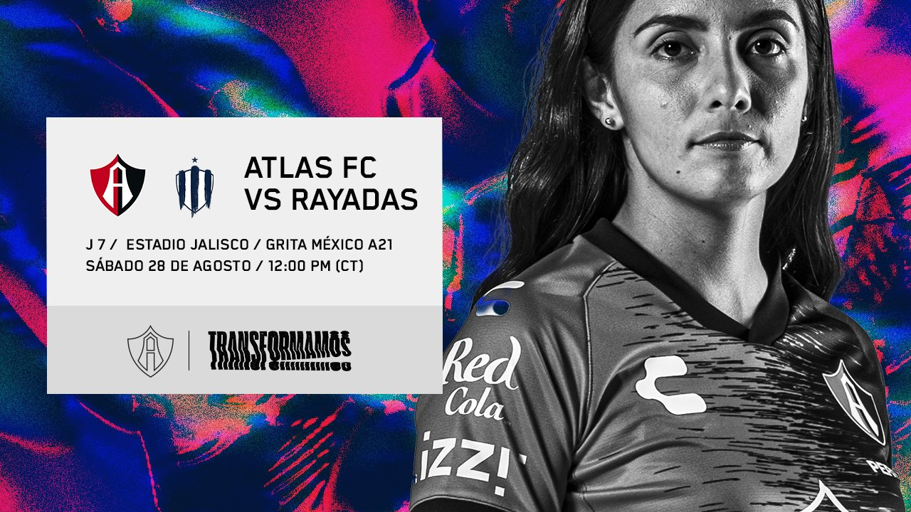 Atlas vs Monterrey