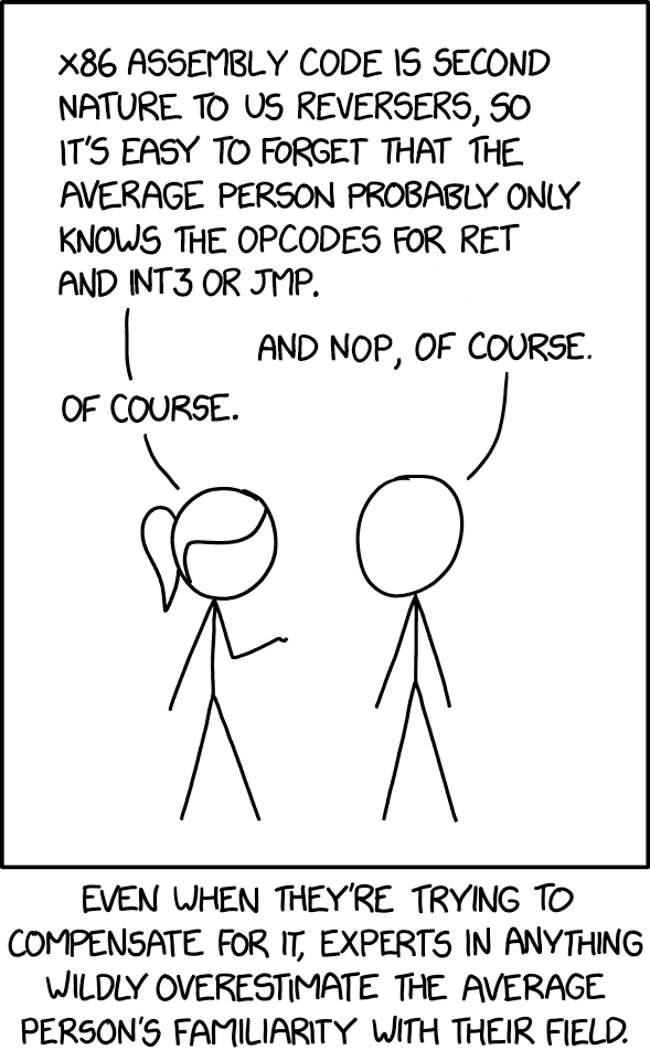 XKCD spinoff by @gf_256 on Twitter