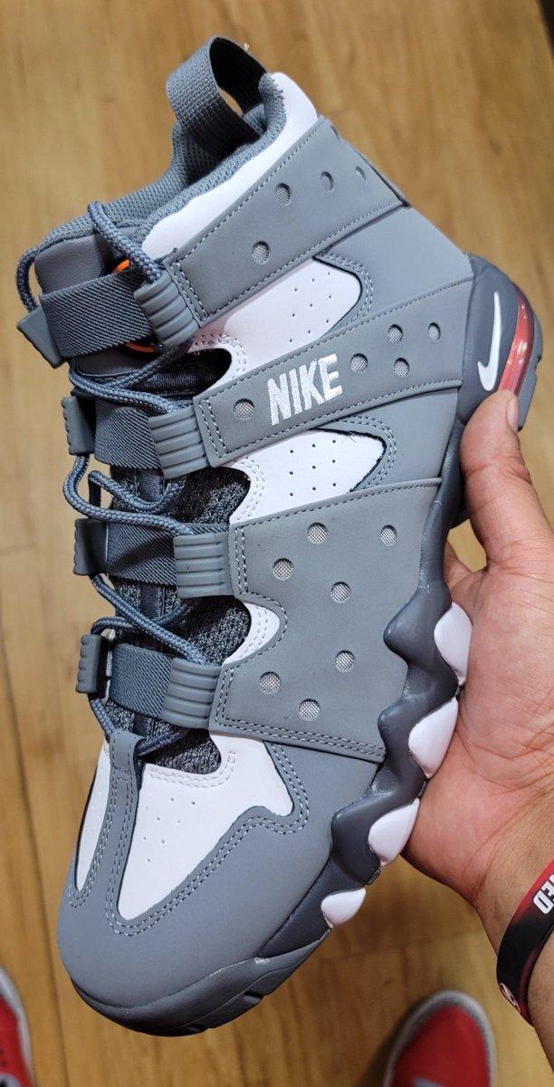 Restocked via Footlocker Nike Air Max CB '94 'Cool Grey' =