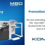 Image for the Tweet beginning: The @MBOAmerica K32 KSE Folder