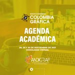 Image for the Tweet beginning: 37° #CongresoColombiaGráfica    3 días
