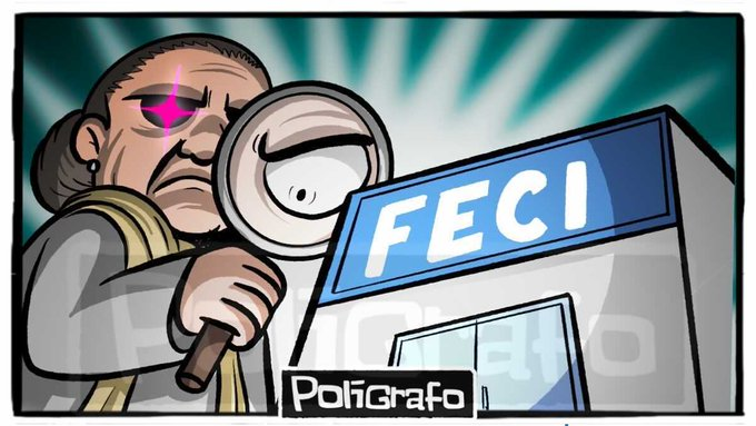 La Fiscalía de Asuntos Internos realizó allanamientos en las oficinas de la FECI, la cual dirigió hasta julio pasado Juan Francisco Sandoval.