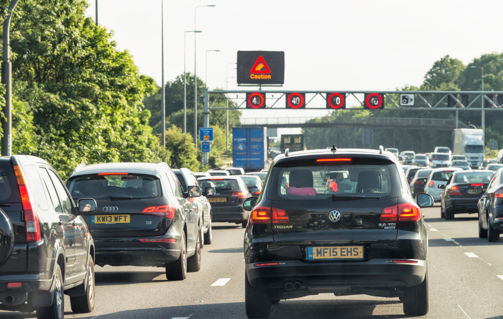Bumper #bankholiday traffic on the cards with an estimated 16m trips planned by drivers @INRIX @NationalHways https://t.co/a6rXIN2p6z https://t.co/WTE86vpyRU