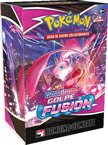 Pokémon JCC TCG Espada Escudo Golpe Fusion