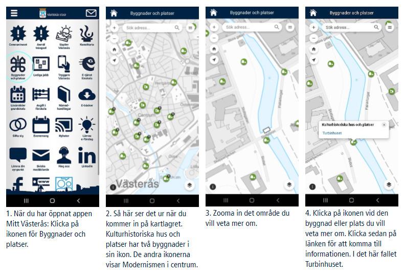 Upptäck Västerås spännande kulturhistoria via den nya ingången Byggnader och platser i appen Mitt Västerås https://t.co/jqdGJa4uxw https://t.co/Ej0mo7z4Q6