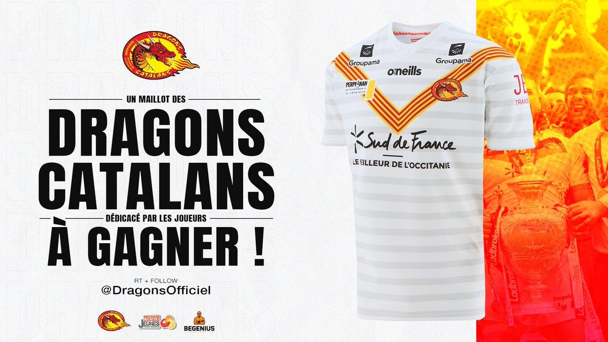 Il est encore temps de participer à notre concours en lien avec les @DragonsOfficiel à l'occasion de la #MLJSuperLeague ! 👇