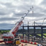 The new North Stand @AFCFylde  is taking shape @Collinsonplc @MillFarmSV @PWAPlanning @TheVanaramaNL @fcbusiness