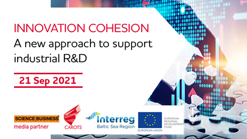Bringing #innovation & #competitiveness of the  #BalticSeaRegion to a higher level with #MadeWithInterreg achievements: attend a final event by @carotseu to  find out more!   #Interreg #EUinmyRegion #BSR @inno_pa