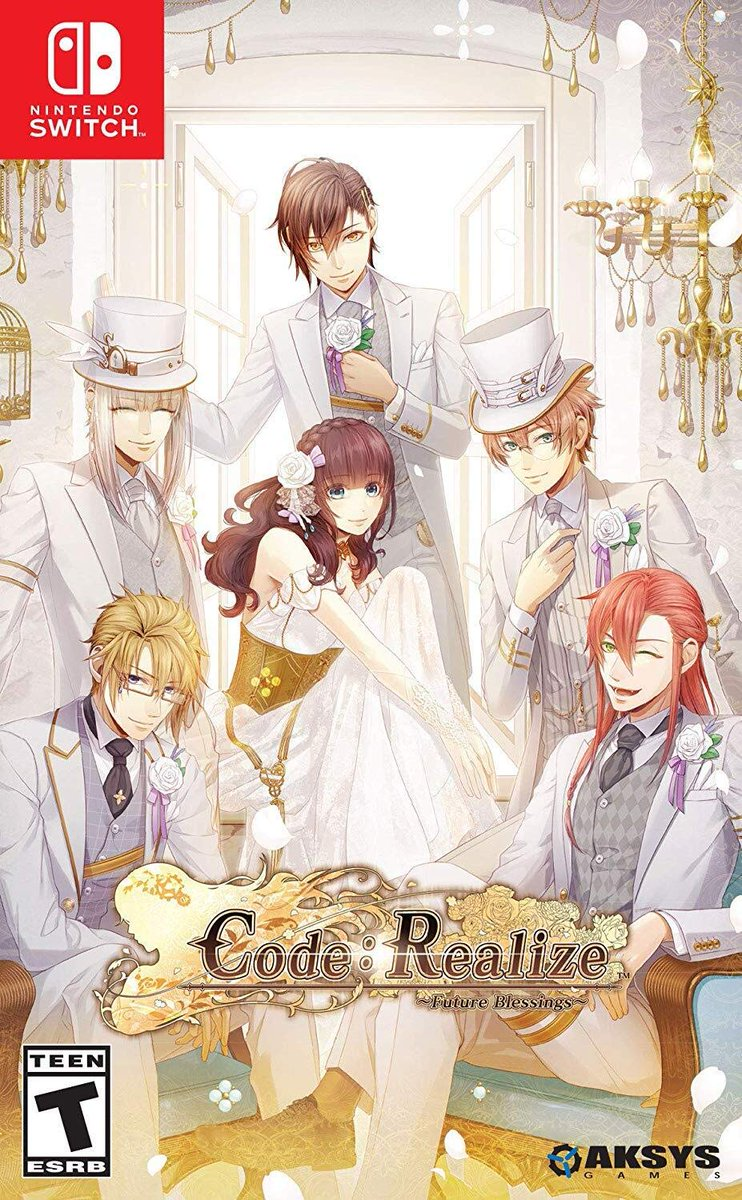 Code: Realize Future Blessings for Switch is $23.99 on Amazon. () 40% off.