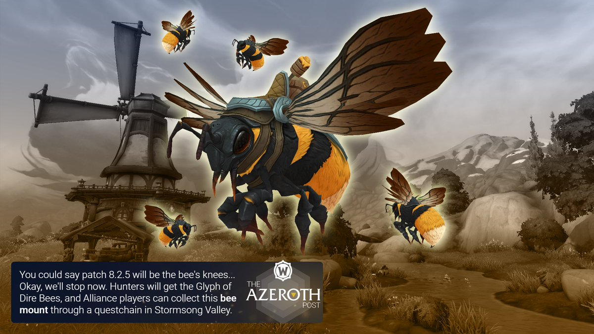 azerothpost - World of Warcraft news (@azerothpost) | Twitter