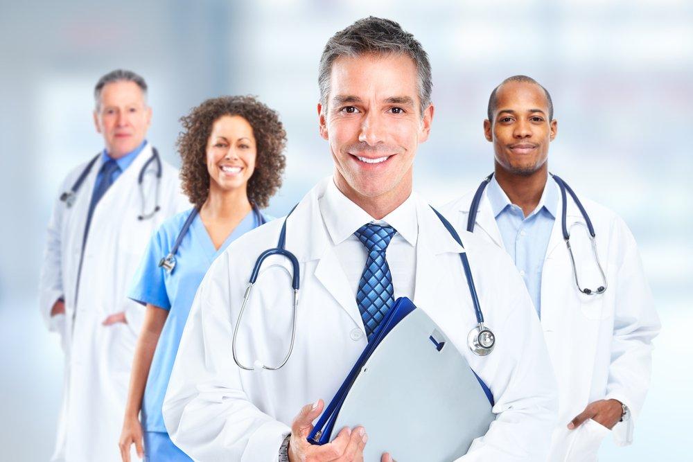 Тематические картинки с врачами