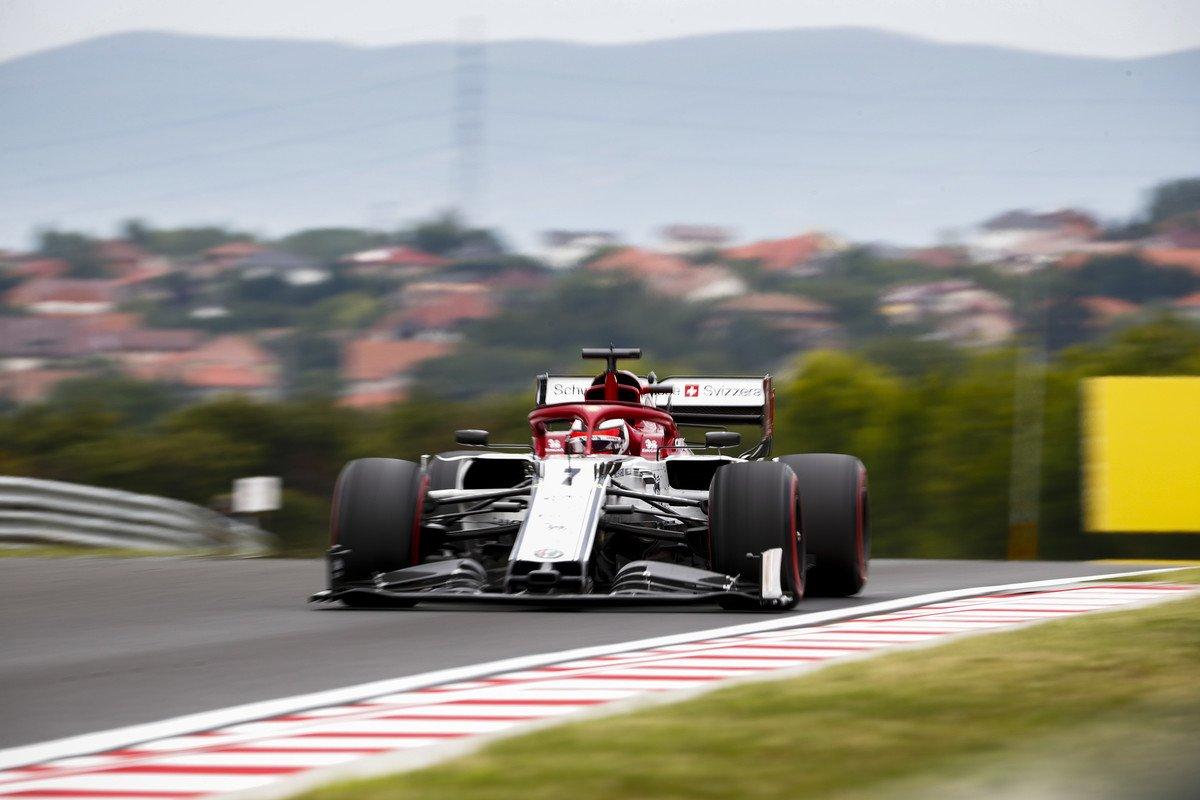 Hungarian GP - Free Practice 3