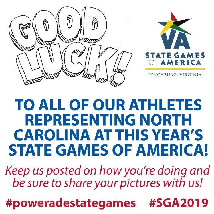 Powerade State Games (@StateGamesNC) | Twitter