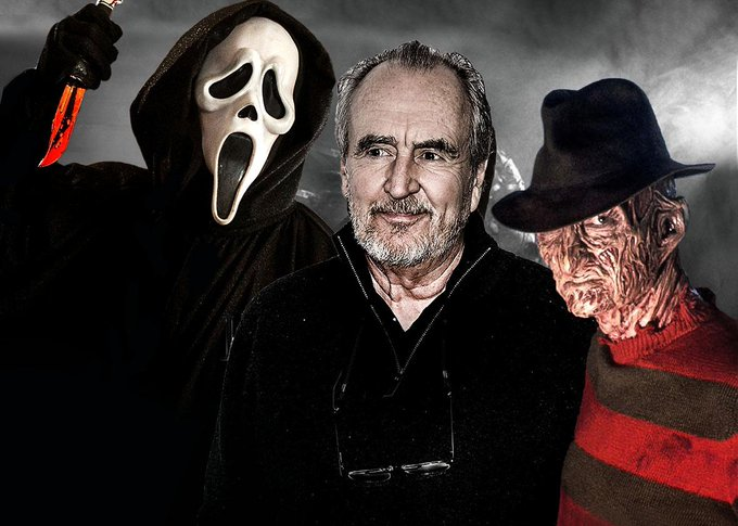 Happy Birthday to the late Wes Craven. Thank you for all of the wonderful, terrifying worlds that you created!