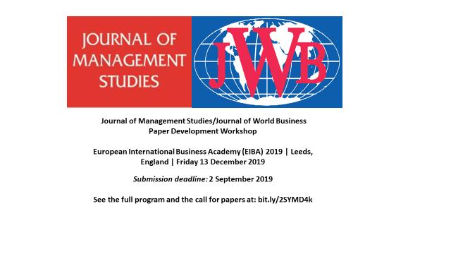 Journal of World Business (@JWBNews) | Twitter