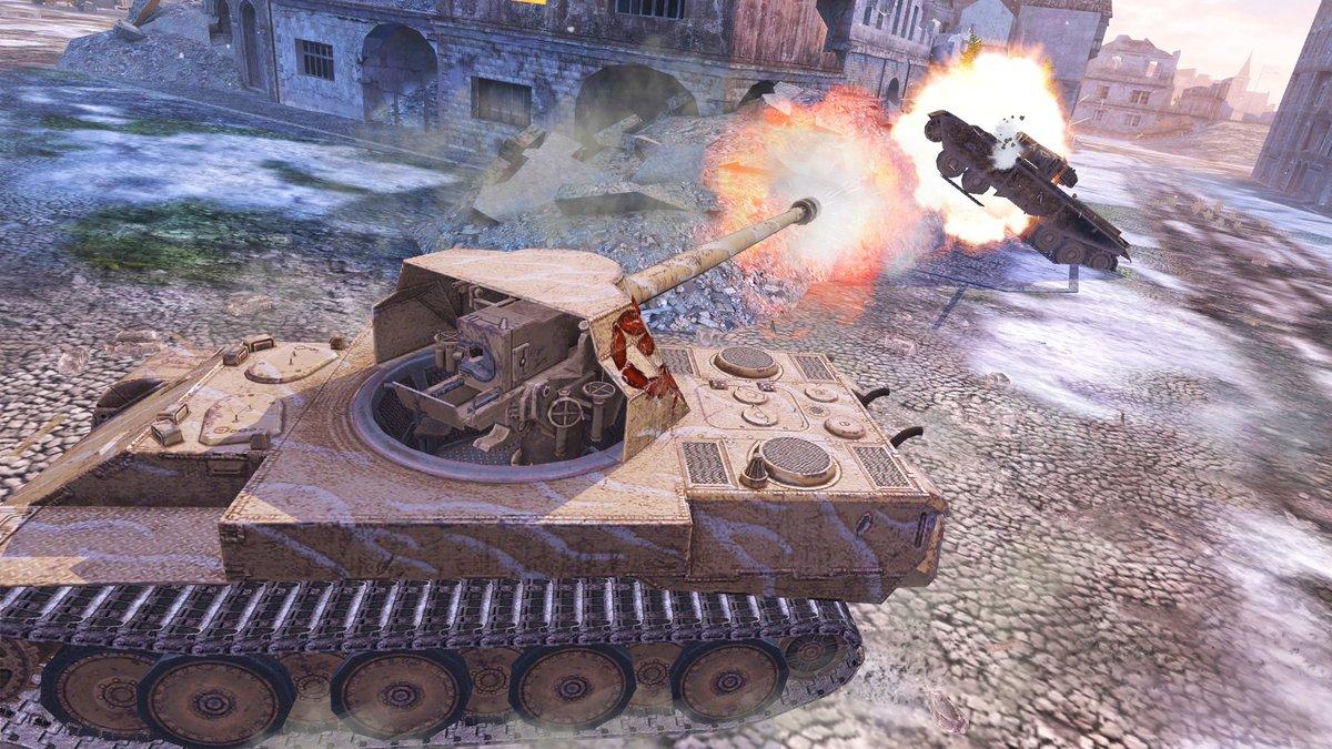 World of Tanks Blitz (@WoTBlitz) | Твитер