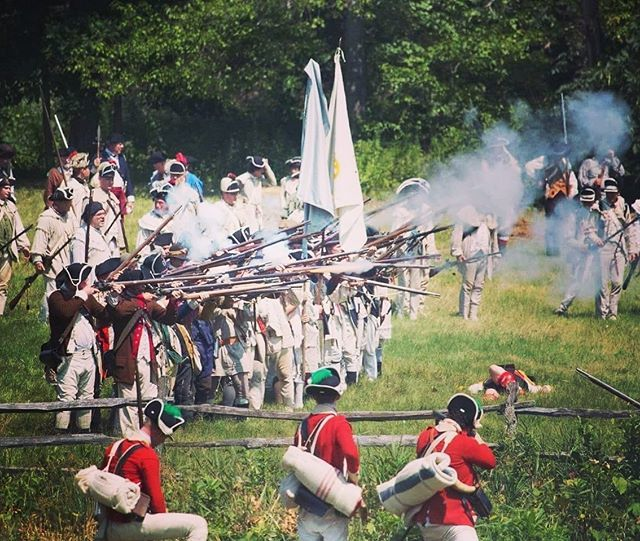We hope to see you all @oldsturbridgevillage from today to Sunday for #rebelsandredcoats  #massachusetts #revolutionarywar #reenactment #newengland #patriots https://t.co/0foiC35TKd