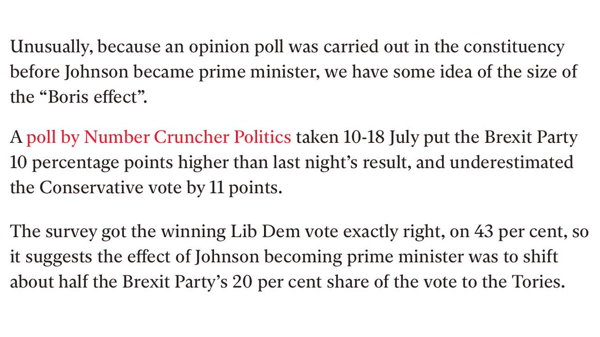 .@JohnRentoul on Brecon and what our poll says about the Boris Bounce independent.co.uk/voices/brecon-…