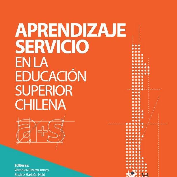 """[Libros @uchile] Aprendizaje Servicio en la Educación Superior Chilena. """"Uno de los objetivos fundamentales del Aprendizaje Servicio (A+S), como enfoque metodológico, es que los estudiantes universitarios se involucren en iniciativas y políticas sociales."""" https://t.co/UvZxj3Q61u https://t.co/EWOwbahDVR"""