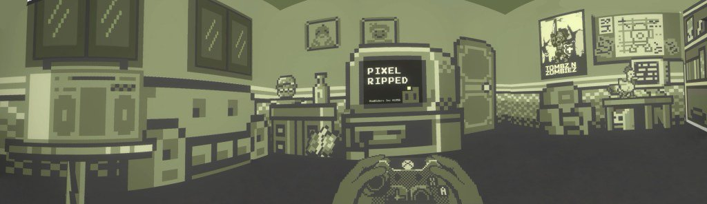 Pixel Ripped - Retro VR Inception (@pixelripped) | Twitter