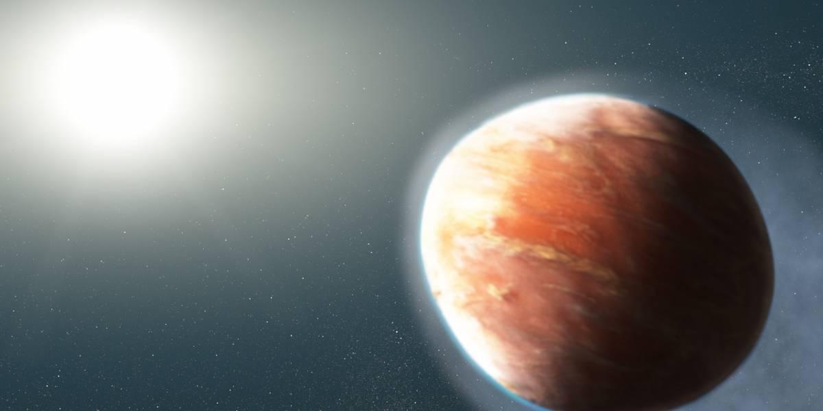 Tiene una atmósfera de 2.537 ºC: así es el exoplaneta con forma de pelota de rugby según la Nasa https://www.publimetro.cl/cl/noticias/2019/08/02/una-atmosfera-2-537-oc-asi-heavy-metal-exoplaneta-forma-rugby-segun-los-ultimos-datos-revelados-la-nasa.html…