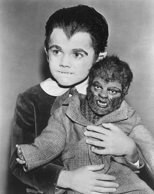"Happy Birthday to ""Eddie Munster\"" of The Munsters, Butch Patrick."