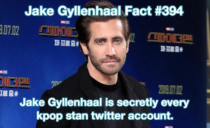 jake gyllenhaal facts (@GyllenhaalFacts) on Twitter photo 02/08/2019 15:05:40