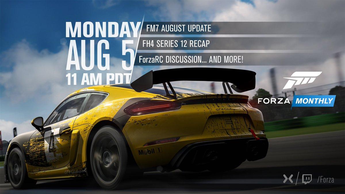 Forza Motorsport (@ForzaMotorsport) | Twitter