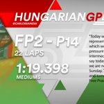 [INFO] 🇪🇸 La lluvia condiciona los Libres 2 del GP de Hungría 👉 https://t.co/61fsaEL3D3  🇬🇧 Rain compromises Carlos Sainz's Free Practice 2 for the Hungarian GP 👉 https://t.co/UtNCo44LRX  #carlo55ainz #HungarianGP 🇭🇺 #F1 #FP2