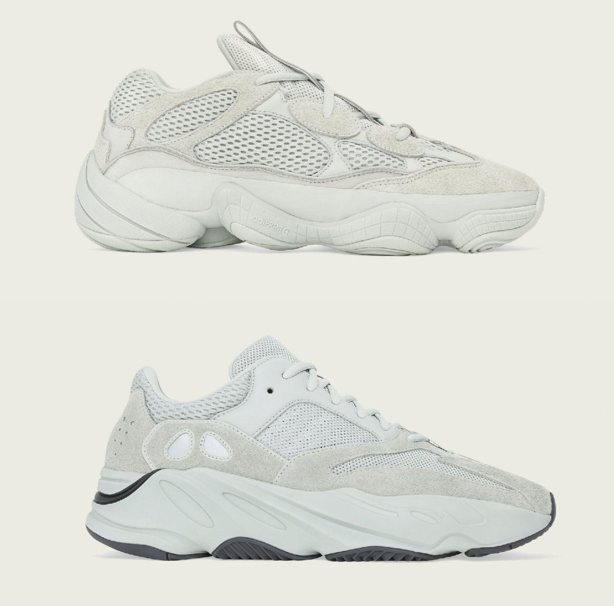 differently 5f39b 8d172 yeezy700salt hashtag on Twitter