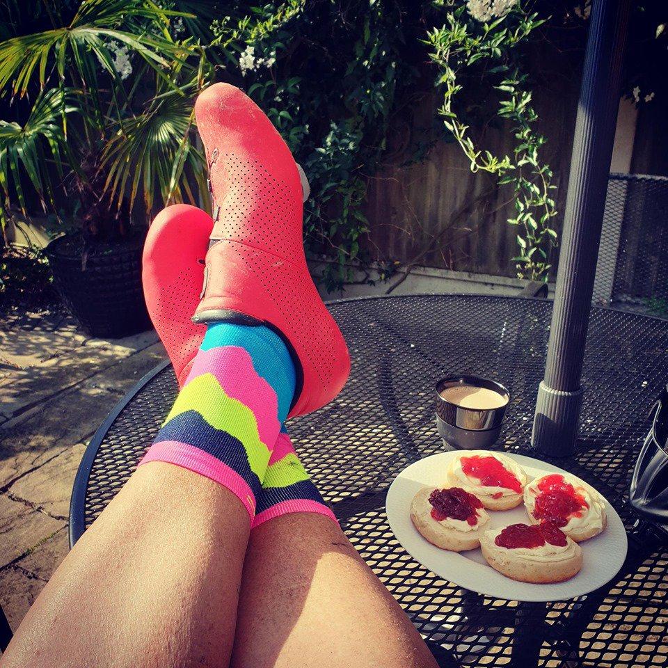 Zwift Socks