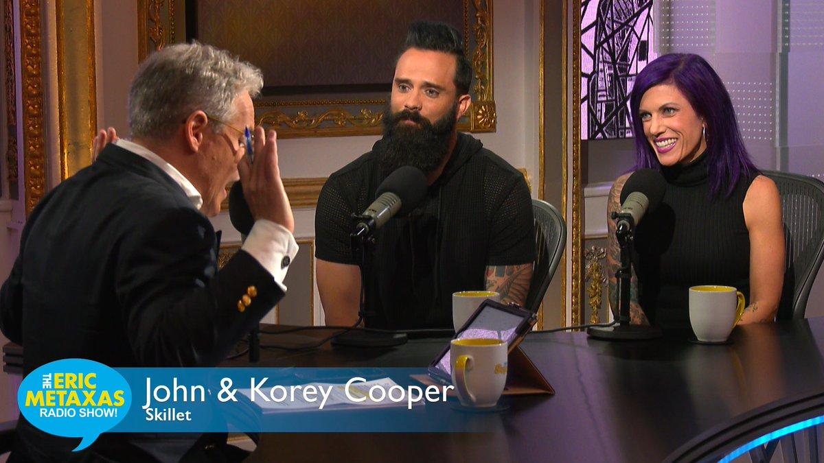 John and korey cooper