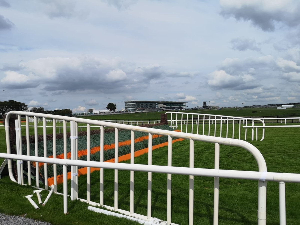 test Twitter Media - All set for another great day @Galway_Races @RacingTV https://t.co/VwqD9jPKVT