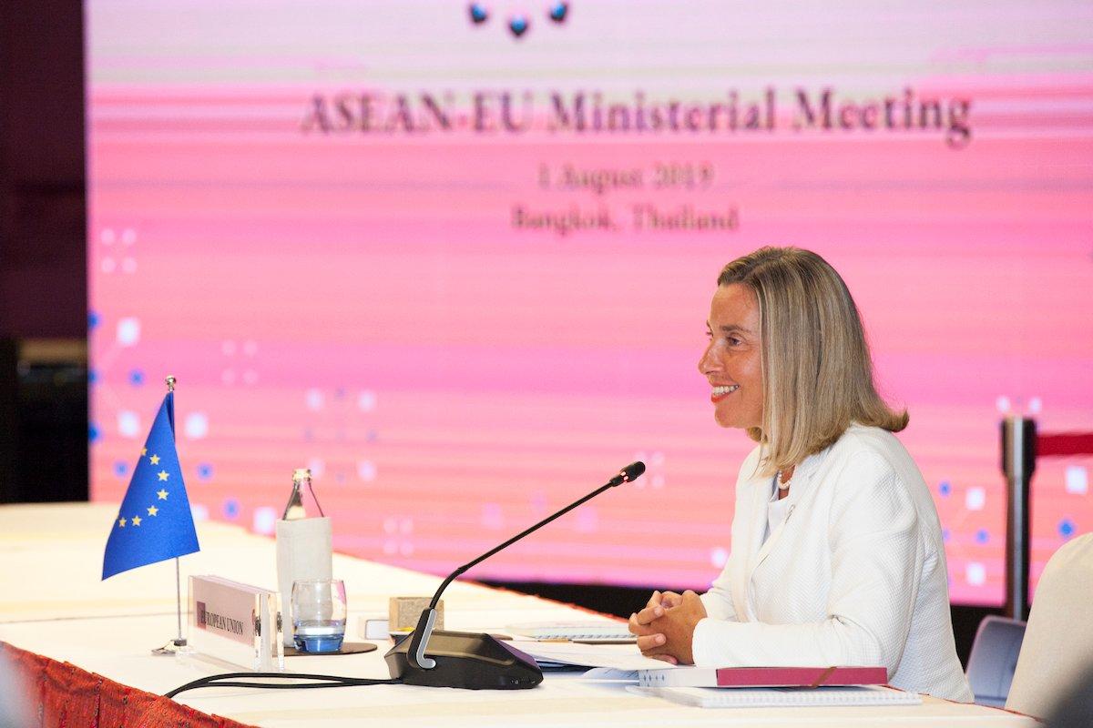 Delegation of the European Union to Australia - European External