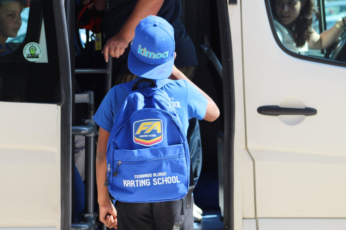 Hoy finaliza la V edición del #KartingCampusFA. Desde el año 2015 han participado más de 200 niños de más de 15 nacionalidades diferentes. Muchas gracias a sus padres por la confianza puesta en nosotros y a los niños por su entusiasmo.